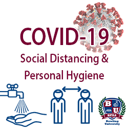COVID-19 Social Distancing & Personal Hygiene Course Now Available