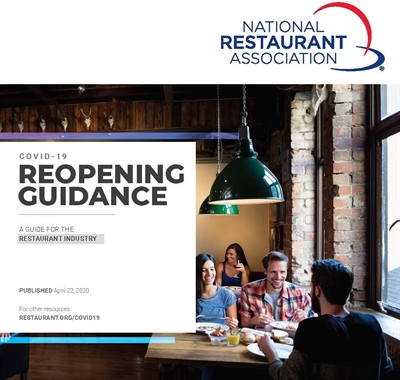 National Restaurant Association COVID-19 Reopening Guidance-UPDATED