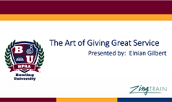 The Art of Giving Great Service